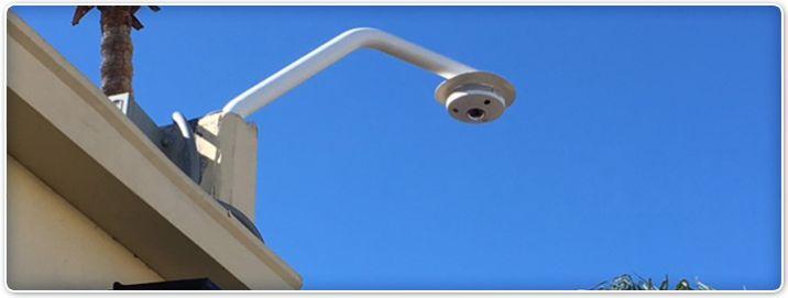 24-hour video surveillance