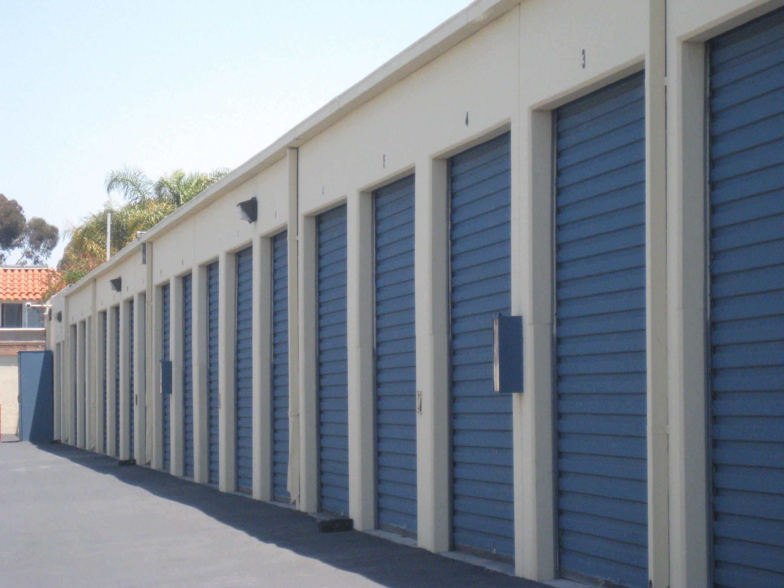 Otto Street Storage - Secure Self Storage - Port Townsend